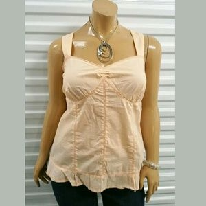 Tommy Hilfiger Peach Top
